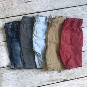 Size 5 shorts bundle